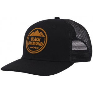 Black Diamond BD Trucker Hat-Men's-Black