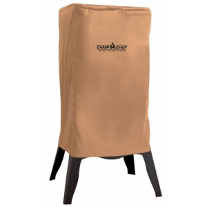Camp Chef Patio Cover for 2 Burner Stoves, Supports Burner Stove, Khaki Tan C