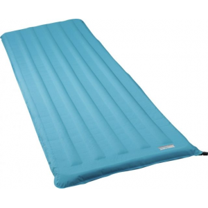 Demo,Thermarest Basecamp AF Irregular Sleeping Pad, Mediterranean Blue, Regular