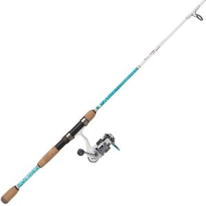 Addictive Fishing Mogan Spinning Rod and Reel Combo - 2-Piece, 7?, Fast