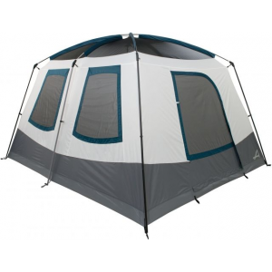 Alps Mountaineering Camp Creek Two Room Tent - 6 Person, 3 Season-Coal/Deep Teal