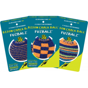 Bison Designs FuzBalz Chalk Ball
