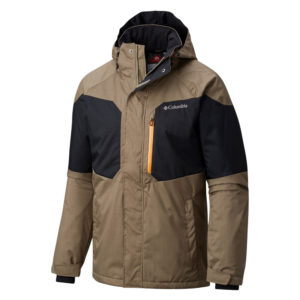 Columbia Alpine Action Mens Insulated Ski Jacket