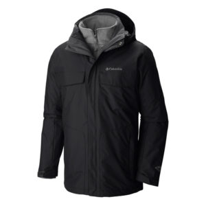 Columbia Bugaboo Interchange Plus Mens Insulated Ski Jacket