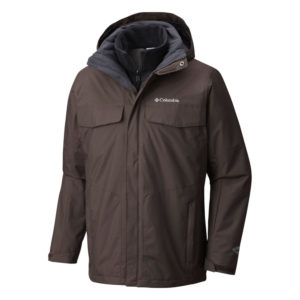 Columbia Bugaboo Interchange Tall Mens Insulated Ski Jacket