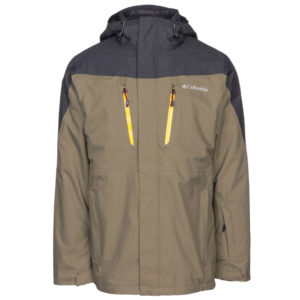 Columbia Calpine Interchange Mens Insulated Ski Jacket