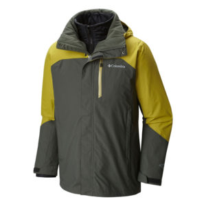 Columbia Lhotse II Interchange Mens Insulated Ski Jacket