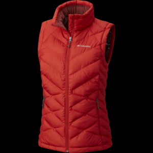 Columbia Women's Heavenly Insulated Vest Plus Sizes