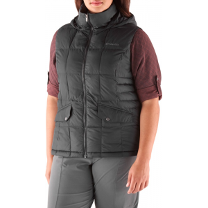 Columbia Women's Lone Creek Hooded Vest Plus Sizes