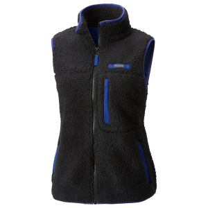 Columbia Women's Mountain Side Heavyweight Fleece Vest