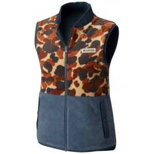 Columbia Women's Reversatility Fleece Vest