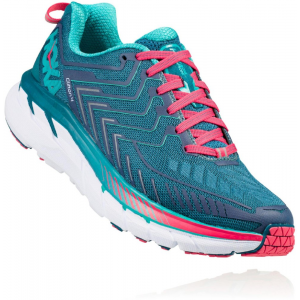 HOKA ONE ONE Women's Clifton 4 Road-Running Shoes