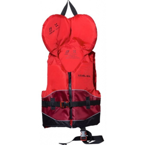 Level Six Kid's Stingray PFD-Red-Infant