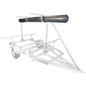 Malone MegaSport Fishing Rod Storage Tube with Mounting Hardware