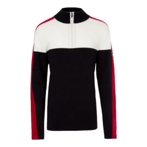 Meister Klaus Half Zip Mens Sweater
