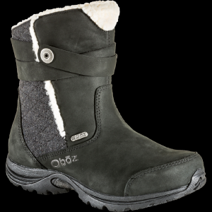Oboz Women's Madison Mid Insulated Waterproof Winter Boots