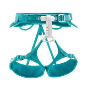 Petzl Women's Luna Climbing Harness - Blue