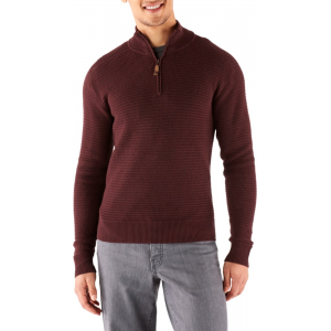Royal Robbins Men's All Season Merino Thermal Quarter-Zip Sweater