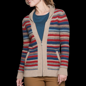 Toad&Co Women's Glenfyne Shawl Cardi Sweater